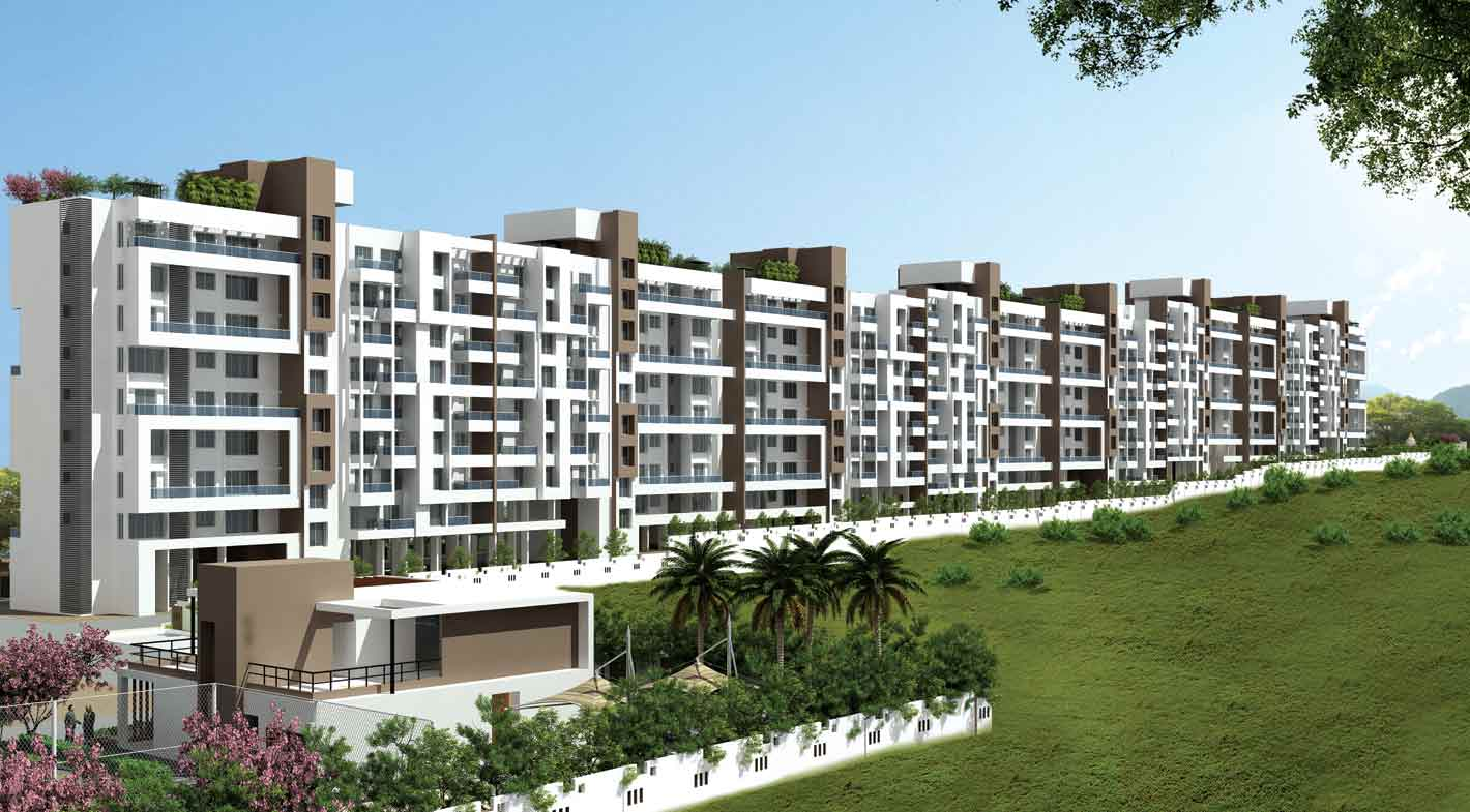 2 BHK & 3 BHK Flats in Wakad