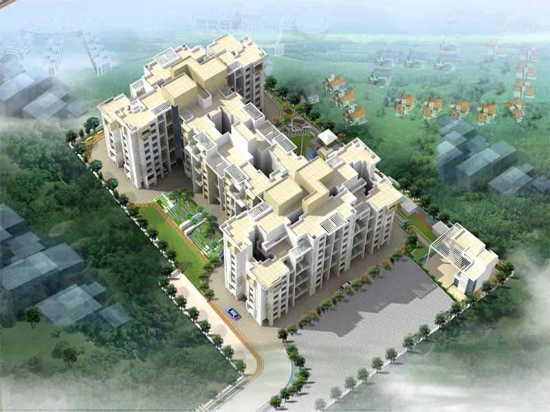 2 3 bhk flats apartment in baner