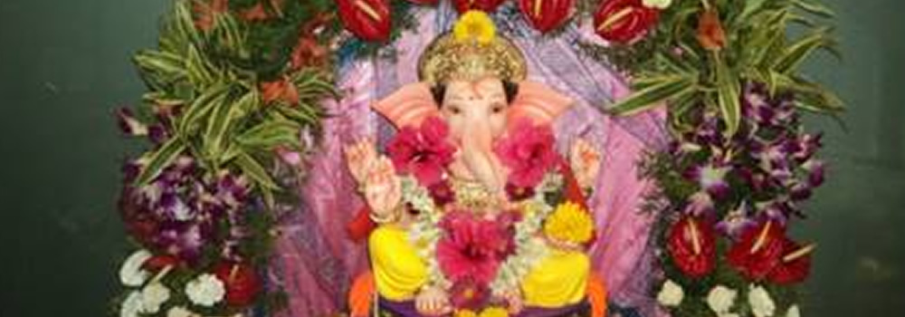 anshul group ganpati celebration